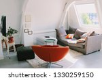 a cozy homey atmosphere in the... | Shutterstock . vector #1330259150