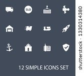 set of 12 systematization icons ... | Shutterstock .eps vector #1330314380