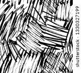 grunge scribbles hand drawn... | Shutterstock .eps vector #1330327199