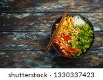asian  chinese or vietnamese... | Shutterstock . vector #1330337423
