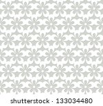 lacy seamless pattern with... | Shutterstock .eps vector #133034480