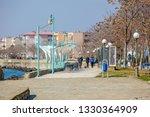 pomorie  bulgaria   march 02 ... | Shutterstock . vector #1330364909