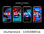 set of sale web banners for... | Shutterstock .eps vector #1330388516