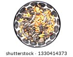bird seeds. close up of a... | Shutterstock . vector #1330414373