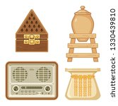 old traditional heritage icons... | Shutterstock .eps vector #1330439810