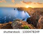 landscape of madeira island  ... | Shutterstock . vector #1330478249