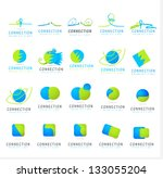 Business And Cartoon Icons - Set - Isolated On White Background - Vector Illustration, Graphic Design Editable For Your Design. Business Logo