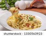 Carbonara Pasta With Pancetta ...