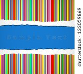 colorful background | Shutterstock .eps vector #133059869
