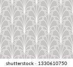 vector classic floral art... | Shutterstock .eps vector #1330610750