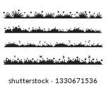 graphic plant  vector | Shutterstock .eps vector #1330671536
