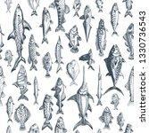 vector illustration sketch  ...   Shutterstock .eps vector #1330736543