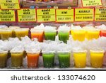 Fresh Drinks And Juice To Sell...