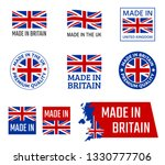 made in united kingdom  great... | Shutterstock .eps vector #1330777706