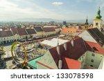 sibiu  romania   september 28 ...   Shutterstock . vector #133078598