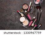 professional makeup cosmetics... | Shutterstock . vector #1330967759