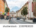 innsbruck  austria   june 27 ... | Shutterstock . vector #1330983020