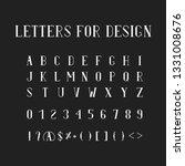 vintage font for whiskey or rum ... | Shutterstock .eps vector #1331008676