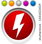 icon with spark  lighting bolt... | Shutterstock .eps vector #1331022029