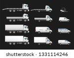 vector illustrations set of... | Shutterstock .eps vector #1331114246