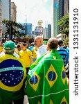 sao paulo  sp  brazil  ... | Shutterstock . vector #1331131910