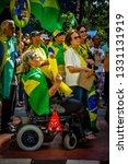 sao paulo  sp  brazil  ... | Shutterstock . vector #1331131919