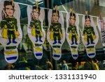 sao paulo  sp  brazil  ... | Shutterstock . vector #1331131940
