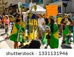 sao paulo  sp  brazil  ... | Shutterstock . vector #1331131946