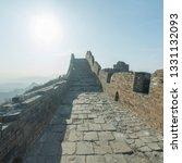 great wall of beijing china   Shutterstock . vector #1331132093