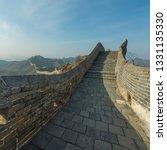 great wall of beijing china   Shutterstock . vector #1331135330