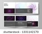 vector layout of two square...   Shutterstock .eps vector #1331142170