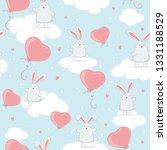 seamless background for... | Shutterstock .eps vector #1331188529
