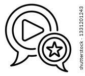 favorite video blog icon....