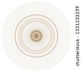 abstract circular pattern | Shutterstock . vector #1331233259