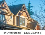 the top of the house or... | Shutterstock . vector #1331282456