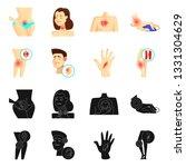 vector illustration of hospital ...   Shutterstock .eps vector #1331304629