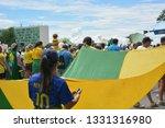 brasilia  df  brazil   april  4 ... | Shutterstock . vector #1331316980