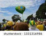 brasilia  df  brazil   april  4 ... | Shutterstock . vector #1331316986