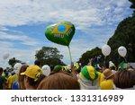 brasilia  df  brazil   april  4 ... | Shutterstock . vector #1331316989