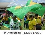 brasilia  df  brazil   april  4 ... | Shutterstock . vector #1331317010