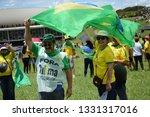 brasilia  df  brazil   april  4 ... | Shutterstock . vector #1331317016