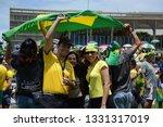brasilia  df  brazil   april  4 ... | Shutterstock . vector #1331317019