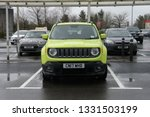 6th March 2019  A Jeep Renegad...