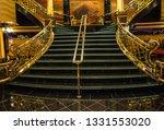 cruise liner msc splendida  ... | Shutterstock . vector #1331553020