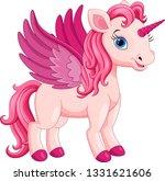 vector illustration. cute...   Shutterstock .eps vector #1331621606