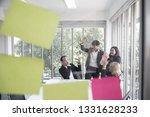 successful startup... | Shutterstock . vector #1331628233