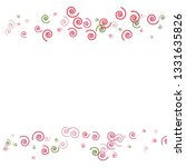 festive background with...   Shutterstock .eps vector #1331635826