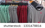 different colorful stripy... | Shutterstock . vector #1331678816