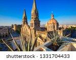 landmark guadalajara central...   Shutterstock . vector #1331704433