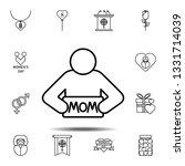 women's day  nameplate  mom ...